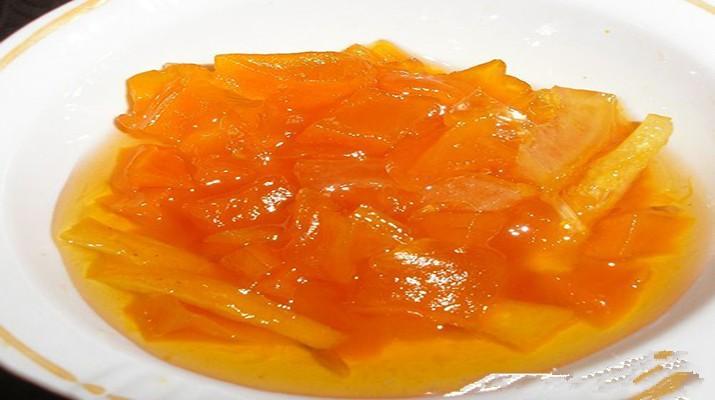 Чудо варенье из тыквы, апельсина и лимона