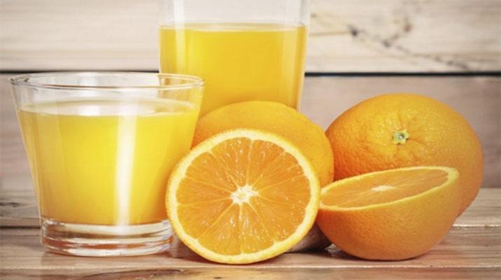 Апельсиновый сироп из корочек
