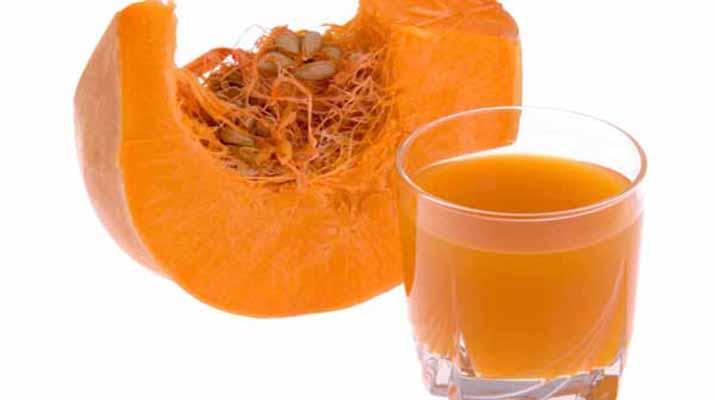 Тыквенный сок «Эликсир здоровья»