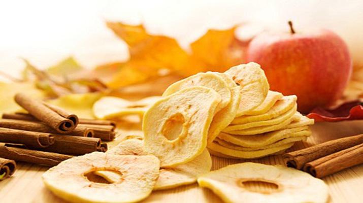Яблочное варенье с корицей и лимоном на скорую руку