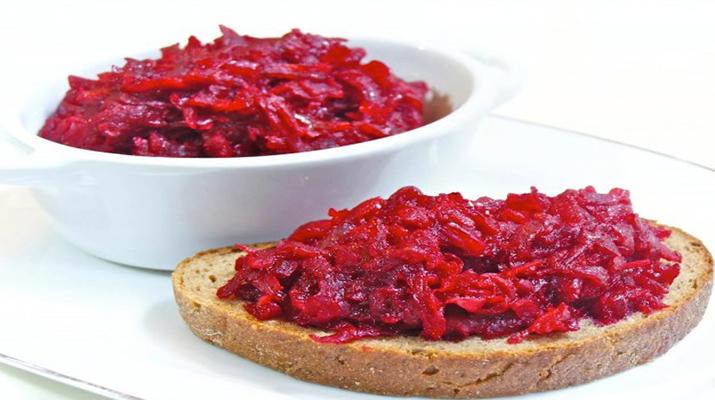 Венгерское лечо из помидоров, перца и чеснока