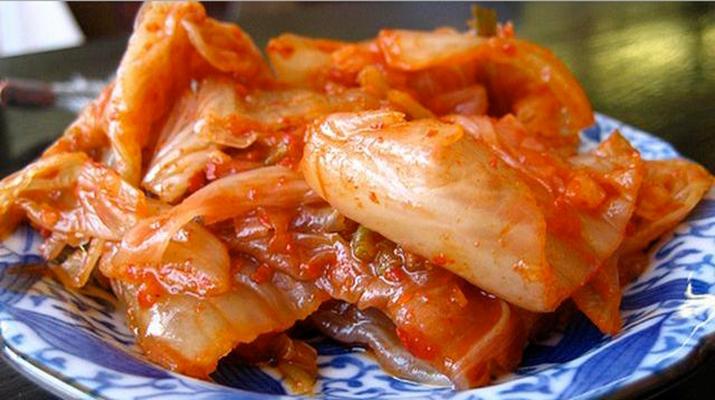 Маринованная китайская (пекинская) капуста