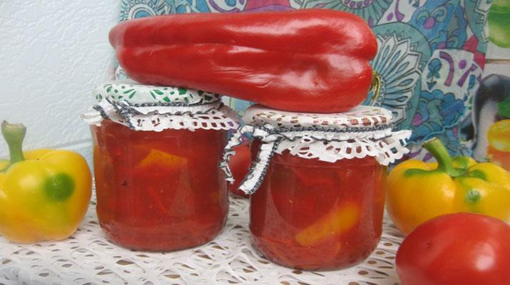 Болгарское лечо из моркови и помидоров, как в 80-х