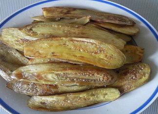 Вкусные маринованные баклажаны
