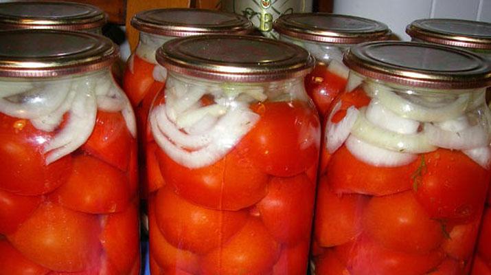 Консервированные помидоры пальчики оближешь