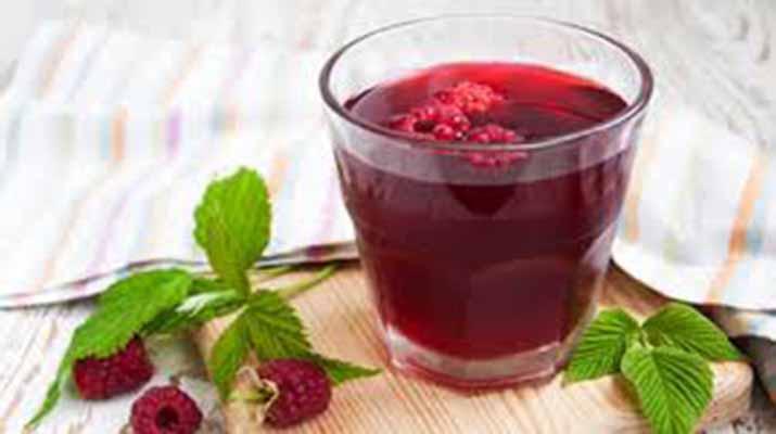 Ароматнейший сок из малины на зиму