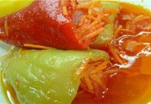 Жареный болгарский перец на зиму