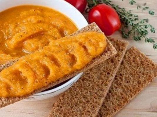 Болгарский перец в томатной пасте на зиму